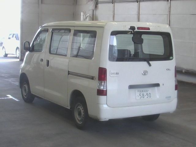 Toyota Liteace Wagon 2014