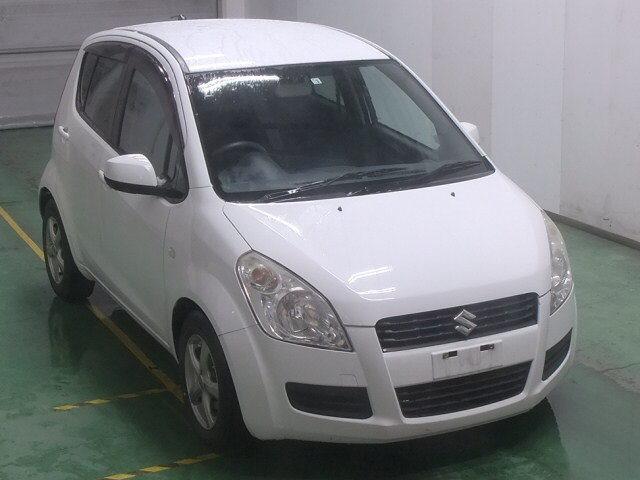 Suzuki Splash 2012