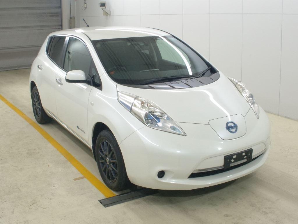 Nissan Leaf 2013