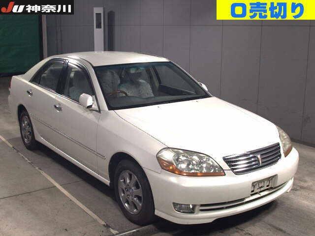 Toyota Mark II 2002