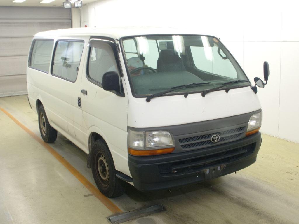 Toyota Hiace Van 2004