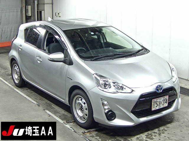 Toyota Aqua 2017