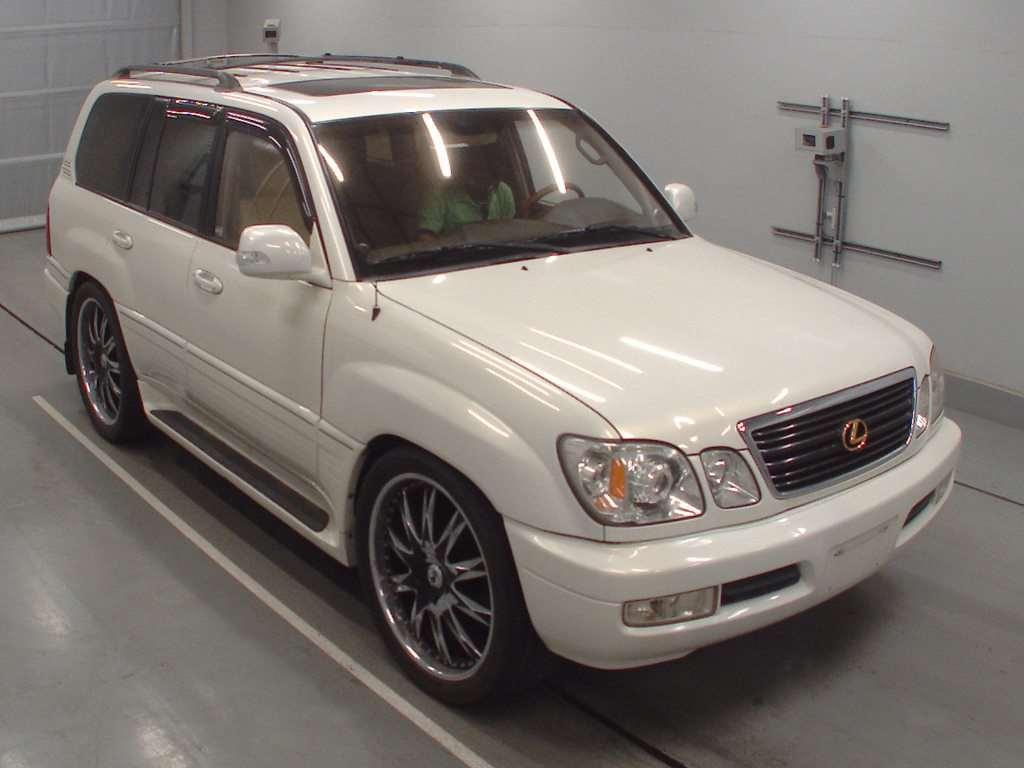 Lexus LX 2006