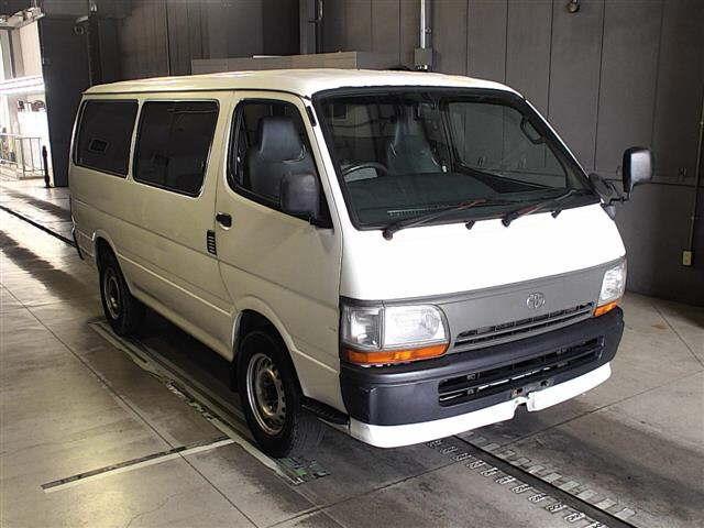 Toyota Hiace Van 1998
