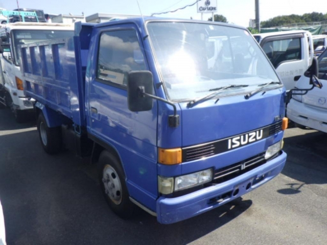Isuzu Elf Truck 1993