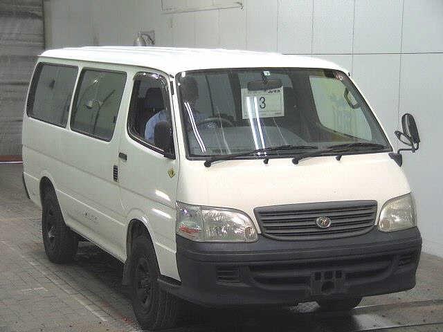 Toyota Hiace Wagon 2003