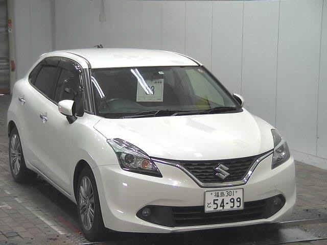 Suzuki Baleno 2017