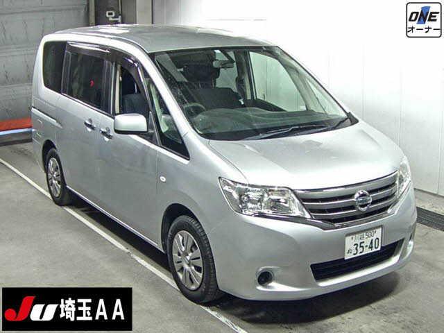 Nissan Serena 2011