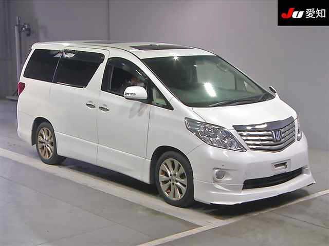 Toyota Alphard 2010