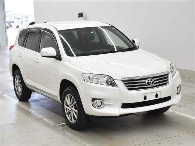 Toyota Vanguard 2011