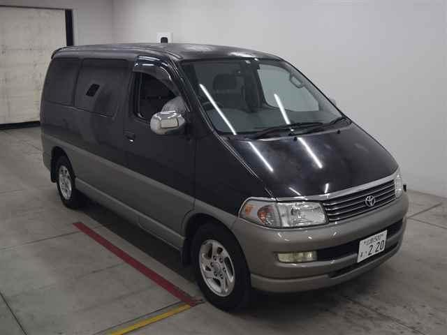 Toyota Hiace Regius 1998