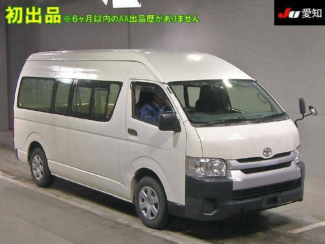 Toyota Regiusace Van 2014