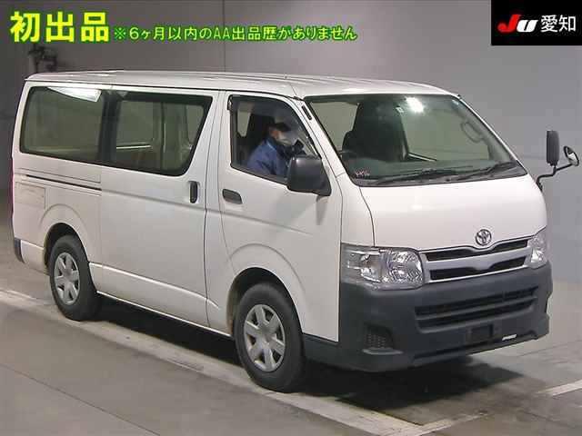 Toyota Regius Van 2011