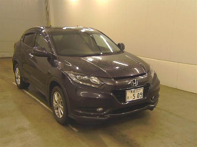 Honda VEZEL 2016