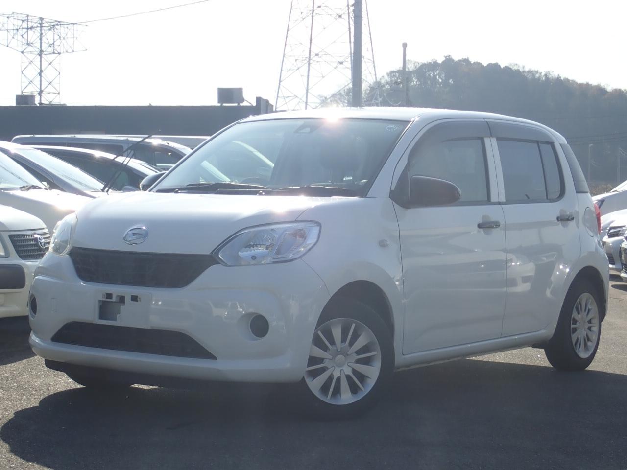 Daihatsu Boon 2016