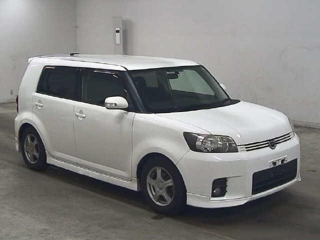 Toyota Corolla Rumion 2007