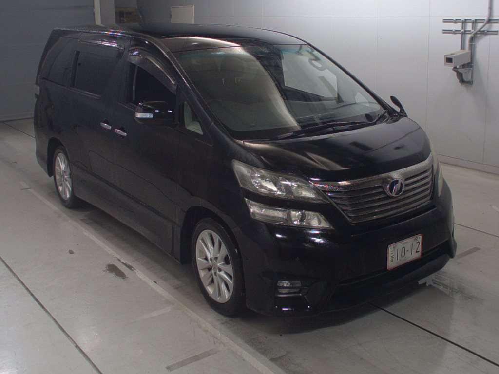 Toyota Vellfire 2009