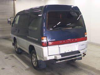 Mitsubishi Delica Starwagon