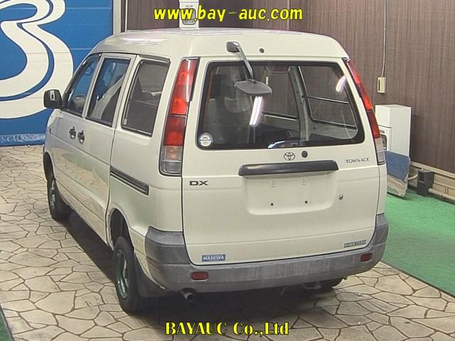 Toyota Townace Van