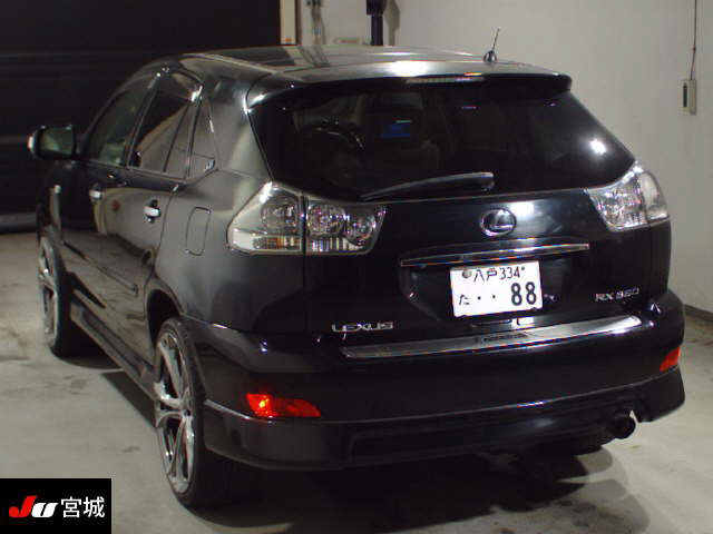 Toyota Harrier 2005