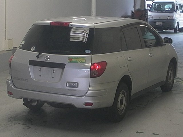 Nissan Ad Van 2011