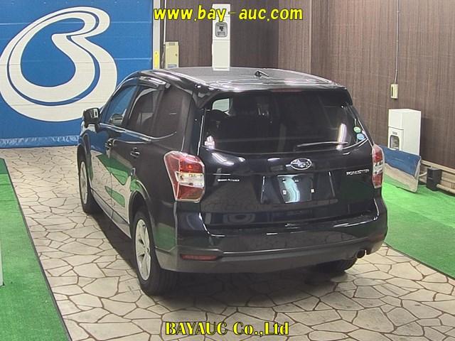 Subaru Forester 2012