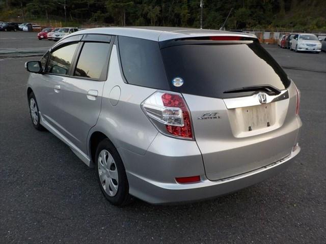 Honda Fit shuttle