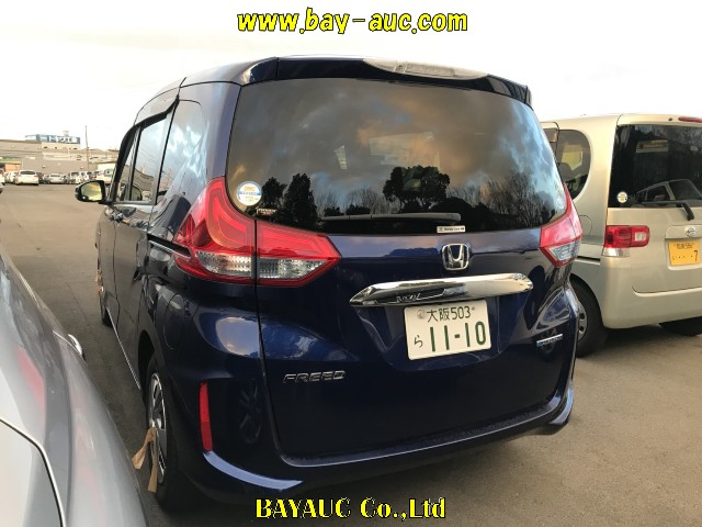 Honda Freed 2016