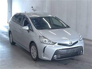 Toyota PRIUS ALPHA 2016