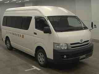 Toyota Hiace Commuter 2009