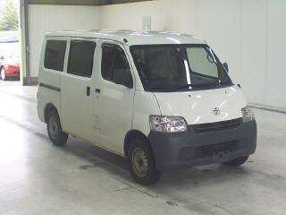 Toyota Townace Van 2013