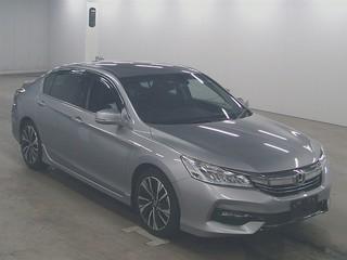 Honda Accord Hybrid 2016