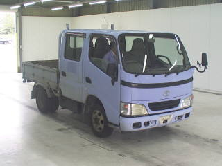 Toyota Toyoace 2002