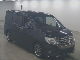 Honda Step Wagon 2012