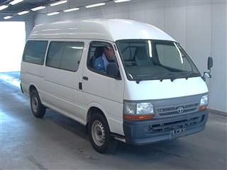 Toyota Hiace Van 2002