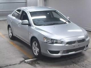 Mitsubishi Galant Fortis 2008