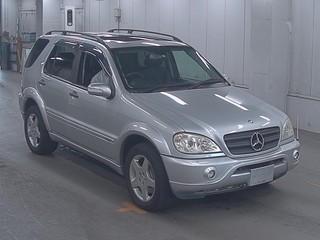 Mercedes-Benz C Class 2002