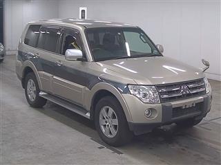 Mitsubishi Pajero 2006