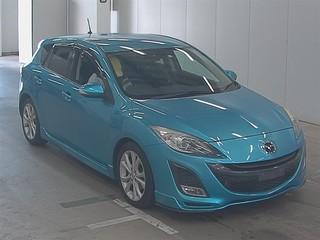 Mazda Axela Sport 2011