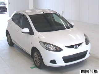 Mazda Demio 2009