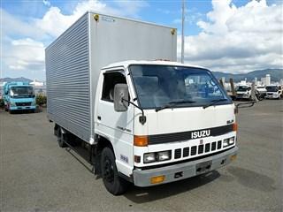 Isuzu Elf Truck 1984