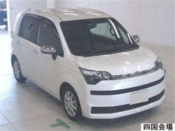 Toyota Spade 2015