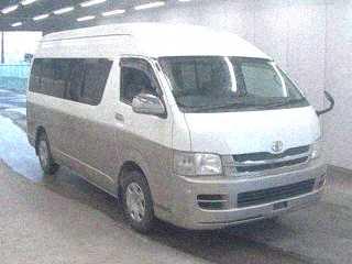 Toyota Hiace Wagon 2009