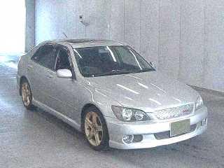 Toyota Altezza 2000