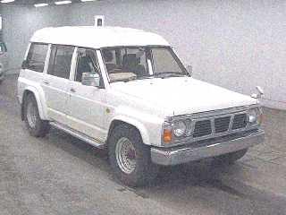 Nissan Safari 1994