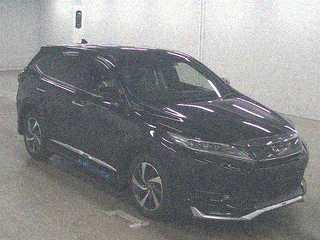 Toyota Harrier 2018