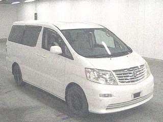 Toyota Alphard V 2004