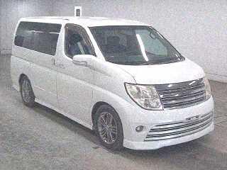 Nissan Elgrand 2006