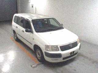 Toyota Succeed Van 2005