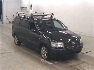 Toyota Probox Wagon 2012